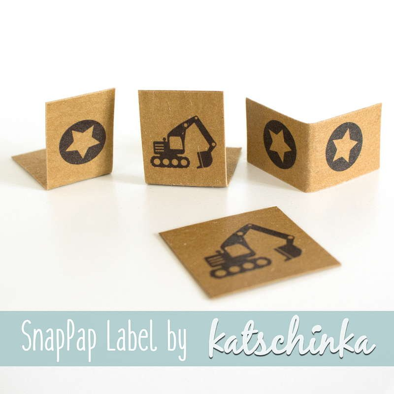 SnapPap Label, lable